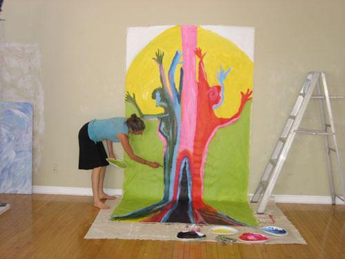 Sarah McClure Sacred Sexual Healer Soul Art Intensive