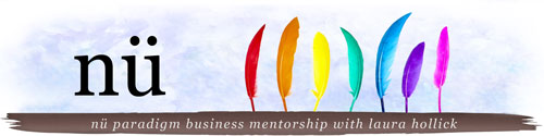 nu Business Mentorship Program for Creative Spiritual Entrepreneurs with Laüra Hollick