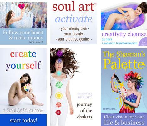 Soul Art Studio Journeys on sale until December 21st.