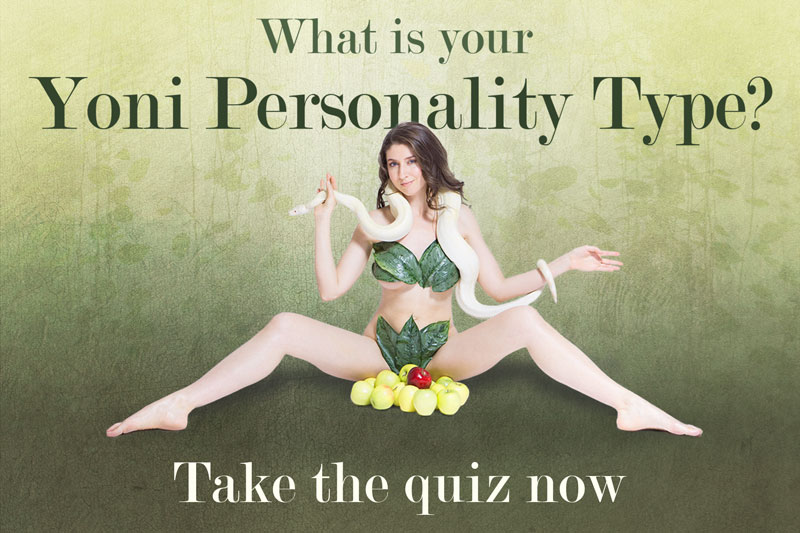 Click here to find out what your Yoni Personality Type is