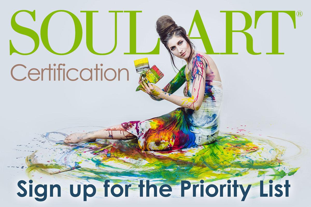 Soul Art Certification Priority List