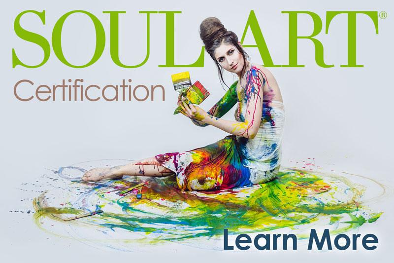 Register for the Soul Art Certification Priority List
