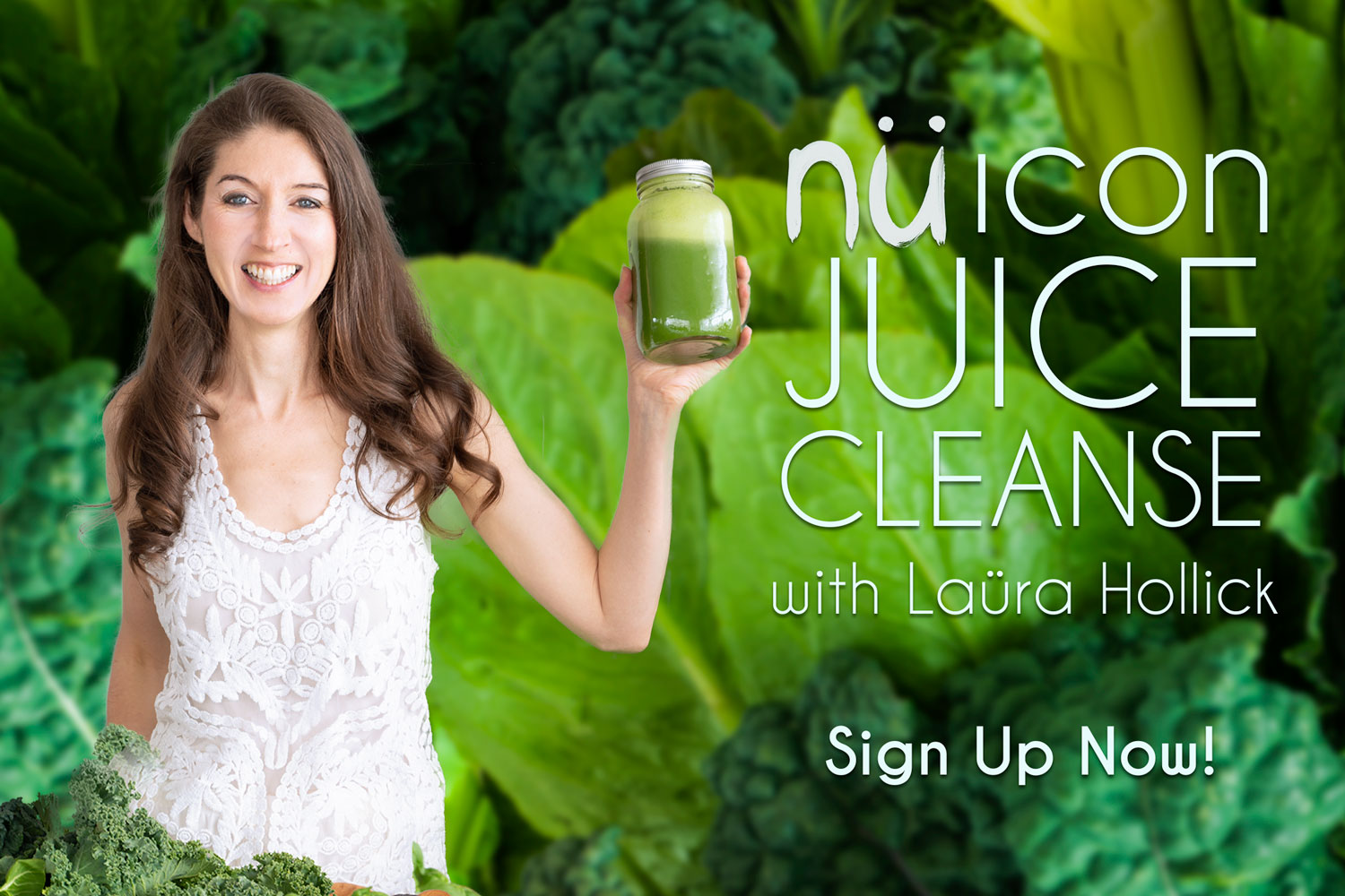 nü Icon Juice Cleanse - Sign Up Now!